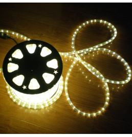 13mm LED round 2 wire Rope Light