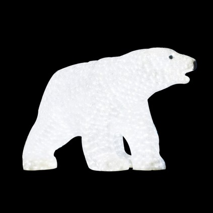 LED Bear Sculpture Lights