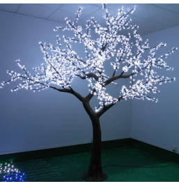 LED Blossom Lighted Tree