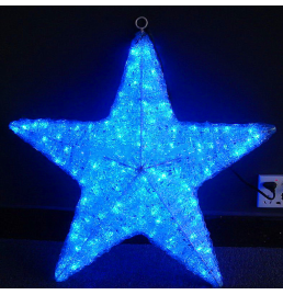 LED Star Sculpture Lights