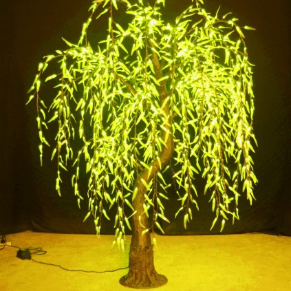 LED Willow Lighted Tree