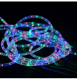10mm LED round 2 wire Rope Light