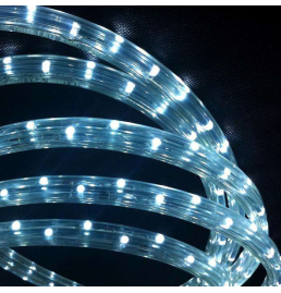 13mm LED round 3 wire Rope Light