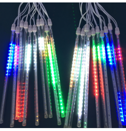 80cm Mini LED Meteor Rain Lights