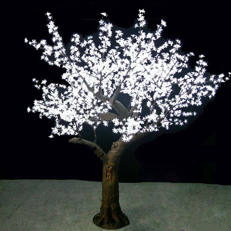 Led Lighted Tree