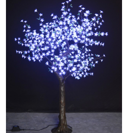 LED Cherry Blossom Lighted Tree