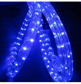 LED flat 3 wire Rope Light