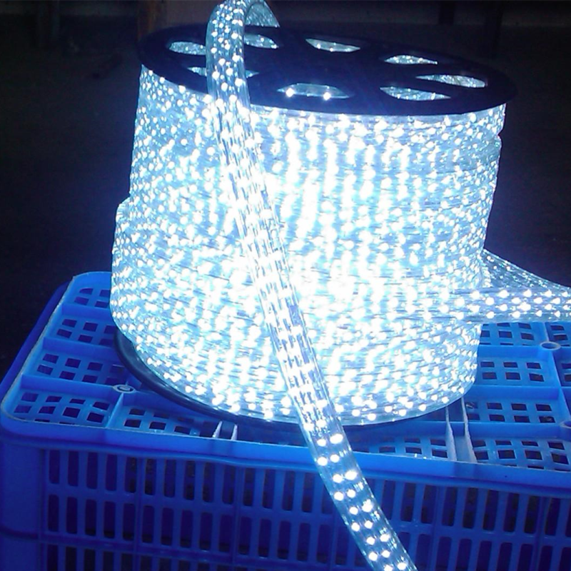 Led Flat 4 Wire Rope Light