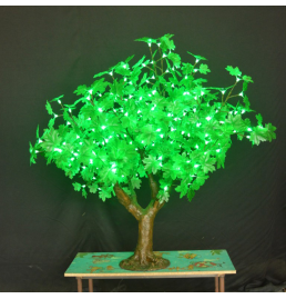 LED Maple Lighted Tree