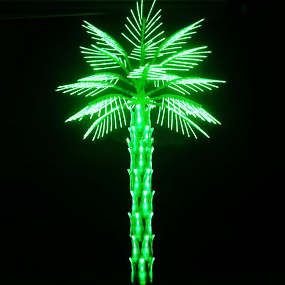Led Palm Tree Lights
