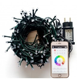 APP Smart LED Christmas Lights