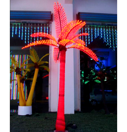 LED Coconut Tree Lights
