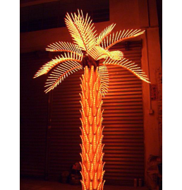 LED Plam Tree Lights